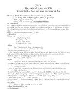 Kịch bản dùng cho bài 4 (tiết 1)GDCD12