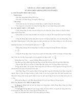 Dạy và học tốt Vật lí 11 Chương 2