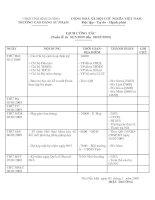 Lịch công tác Tuần 02-08-3-1009