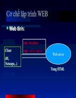 tai lieu hoc lam web cuc hay