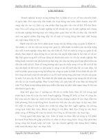 MỘT SỐ ĐÁNH GIÁ VỀ TÌNH HÌNH TỔ CHỨC HẠCH TOÁN KẾ TOÁN TẠI CÔNG TY INVITECH VIỆT NAM