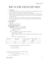 Giáo án số học 6 (HK1)