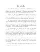 Vấn đề hủy hợp đồng BHNT và các biện pháp hạn chế tình trạng hủy hợp đồng tại Công ty  Bảo Việt Nhân thọ Hà Nội
