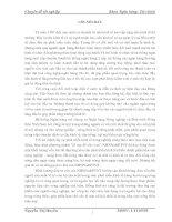 HOẠT ĐỘNG CHO VAY HỘ SẢN XUẤT Ở NGÂN HÀNG NÔNG NGHIỆP VÀ PHÁT TRIỂN NÔNG THÔN CHI NHÁNH HUYỆN THANH OAI TP HÀ NỘI