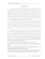 Hoàn thiện quy trình kiểm toán khoản mục TSCĐ trong báo cáo kiểm toán do công ty TNHH Kiểm toán và định giá Việt Nam