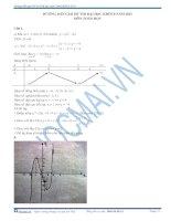 Hướng dẫn giải đề thi đại học môn toán khối B năm 2013
