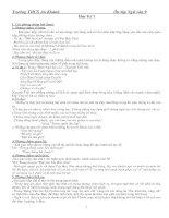 Ôn tập Ngữ văn 9 ( Phần Tiếng Việt)
