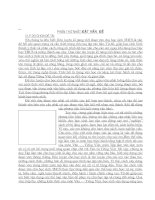 Sáng kiến kinh nghiệm Ngữ văn THCS năm 2008: Rèn kĩ năng viết đoạn cho học sinh