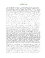 Một số điển tích trong truyện Kiều của Nguyễn Du