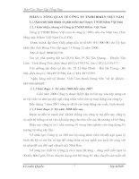 HOÀN THIỆN CÔNG TÁC TỔ CHỨC HẠCH TOÁN KẾ TOÁN TẠI CÔNG TY TNHH BIKEN VIỆT NAM