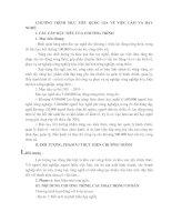 Bài tập và đáp án MÔN TÍN DỤNG NGÂN HÀNG