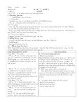 Giáo án địa lí 10 cơ bản soạn cẩn thận