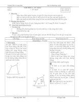 Giao Án Chương I Hình học 8