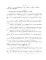 PHÂN TÍCH TÀI CHÍNH,KINH TẾ DỰ ÁN ĐẦU TƯ XÂY DỰNG KHU BIỆT THỰ CHO THUÊ