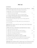 MỘT SỐ PHƯƠNG HƯỚNG VÀ BIỆN PHÁP CHỦ YẾU ĐỂ ĐẨY MẠNH TIÊU THỤ SẢN PHẨM Ở CÔNG TY BÓNG ĐÈN PHÍCH NƯỚC RẠNG ĐÔNG.