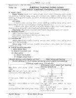 Hình học 8(18-20), 2 cột