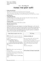 Giáo án 8 (bài 1 đến bài 5)