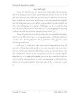 KIẾN NGHỊ NHẰM NÂNG HIỆU QUẢ ĐẦU TƯ CỦA CÔNG TY CHẾ BIẾN VÁN  NHÂN TẠO