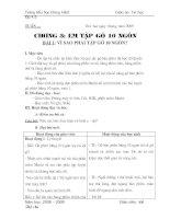 Chuong 3: Em tap go 10 ngon