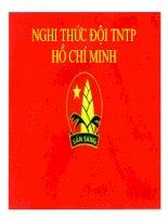 Nghi thuc Doi TNTPHCM