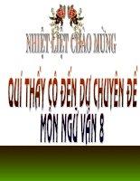 Tiết 38 Ôn tập truyện kí Việt Nam