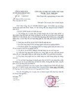 Công văn: Số 121/UBND-KT V/v Đăng ký đề tài, dự án khoa học công nghệ năm 2010 của Ủy Ban nhân dân huyện Hàm Thuận Bắc