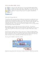 Giáo trình Word 2007 phần 1