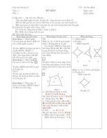 hình học 8( trọn bộ)