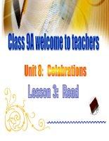 Unit 8.Lesson 3.Read-EL9