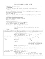 Giáo án Hình học 10 (Đầy đủ)