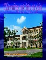 Bài 35: Trào lưu cải cách duy tân ở Việt nam cuối thế kỉ 19