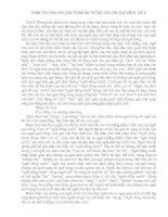 Phân tích tình cha con trong bài thơ