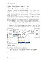 Hướng dẫn sử dụng phầm mềm quản lý điểm CMark5