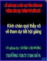 bài 1: Phong cách Hồ Chí Minh