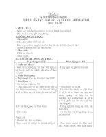 GA Word Môn Nhạc Lop 4 Tuần 1-10