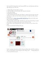 Tạo Theme Skin cho Blog Opera