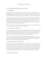 Sơ lược lịch sử Việt Nam từ sơ khai đến 1945