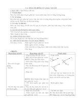 Giáo án Hình học 10 NC (Đầy đủ)
