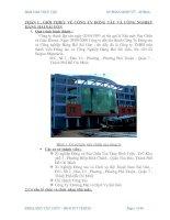 MÔ TẢ ĐỘNG CƠ NASICO RIVER - SV.PHAN MINH VŨ- ĐH GTVT TPHCM