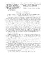 CV Số: 296/KH-LN KHLN VỀ VIỆC TỔ CHỨC HỘI THI TIN HỌC TRẺ TP.ĐN 2009