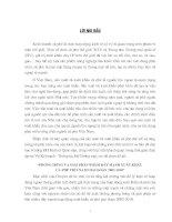 """""""PHƯƠNG HƯỚNG VÀ GIẢI PHÁP NHẰM ĐẨY MẠNH XUẤT KHẨU  CÀ PHÊ VIỆT NAM GIAI ĐOẠN 2002-2010"""""""