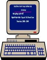 Bai 10 Cach mạng khoa học công nghệ