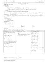 giao án tự chon 12 ban CB tiết 26 -27