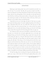HOÀN THIỆN PHƯƠNG PHÁP XẾP HẠNG TÍN NHIỆM CỦA CÁC TỔ CHỨC KINH TẾ TRONG QUAN HỆ TÍN DỤNG TẠI CONG TY VIETNAMCREDIT