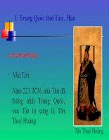 Trung Quoc Thoi Phong Kien