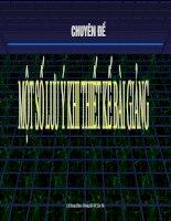 Hướng dẫn người mới học vi tính cách soạn bài trên Microsoft Office PowerPoint 2003