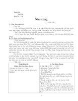 Giáo án ngữ văn 8 HK II (rất hay đầy đủ)