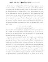 Binh giang -Ai da dat ten cho dong song