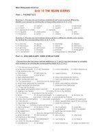 11 cb  Exercises of Unit 12- 1