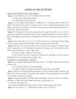bài tập về đại số tổ hợp(full)
